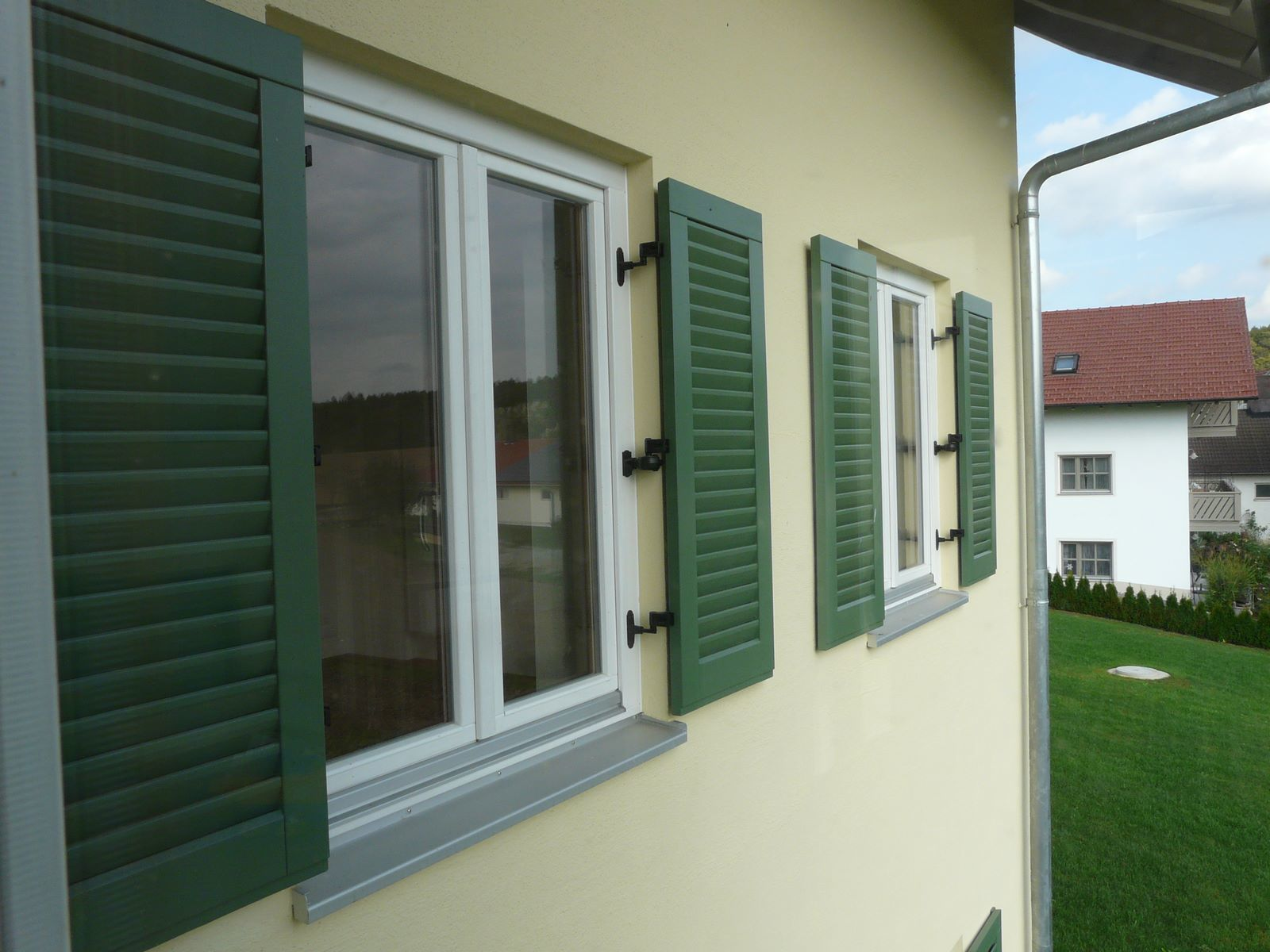Fenster schreinerei m hlbauer holz form arnstorf for Fenster 0 95